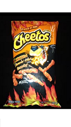 Cheetos XXtra Flamin Hot Crunchy product image