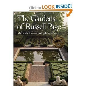 The Gardens of Russell Page by Brand: Stewart, Tabori n Chang