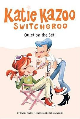 Quiet on the Set! (Katie Kazoo, Switcheroo No.10) [Paperback] pdf