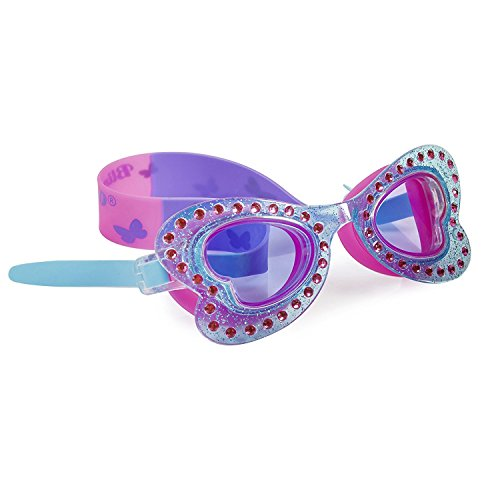 Swimming Goggles For Girls - Butterfly Swim Goggles By Bling2o
