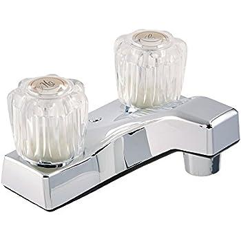 Amazon Com Single Handle Rv Mobile Home Bathroom Sink