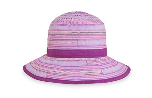 Sunday Afternoons Kids Poppy Hat, Y (L) Grape Juice