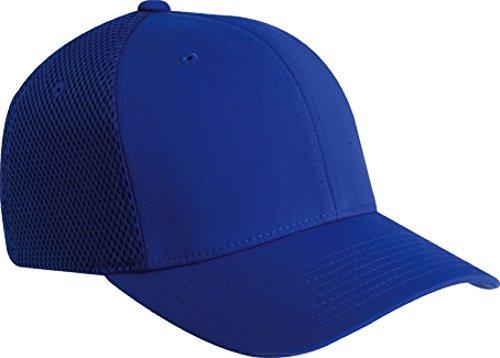 (Flexfit 6533 Ultrafibre Tactel and Mesh Cap - Large/X-Large (Royal))