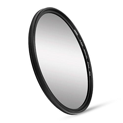 ESDDI 67mm Circular-Polarizing filter CPL lens 67mm with Multi-Resistant Coating SCHOTT B270 Glass and Aluminum - Glasses Filter Polarising