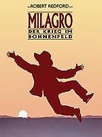 Filmcover Milagro - Der Krieg im Bohnenfeld