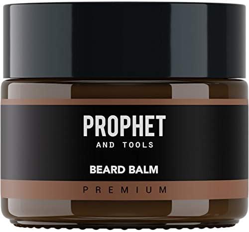 Grooming Mustache Promotes Prophet Tools