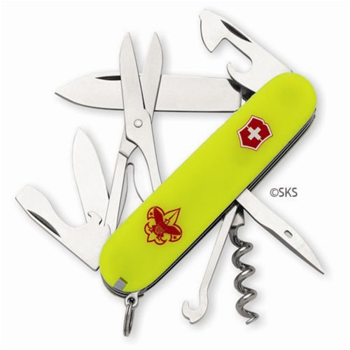 Victorinox Swiss Army Boy Scout Climber Stayglow