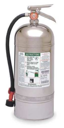 (Kidde 408-25074 6 Liter Class K Wet Chemical Fire Extinguisher)