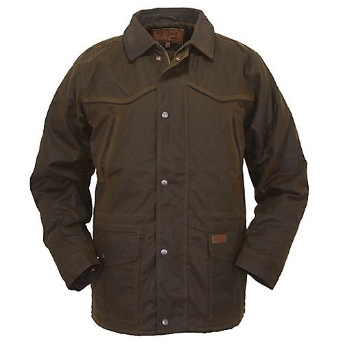 Outback Trading Pathfinder Jacket,Bronze/Nubuck,XL - Nubuck Jacket Womens