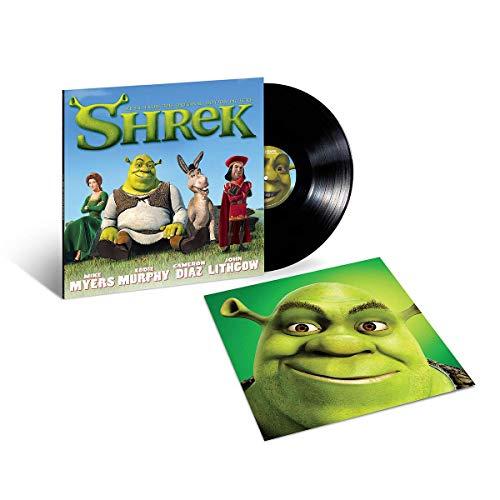 shrek vinyl record