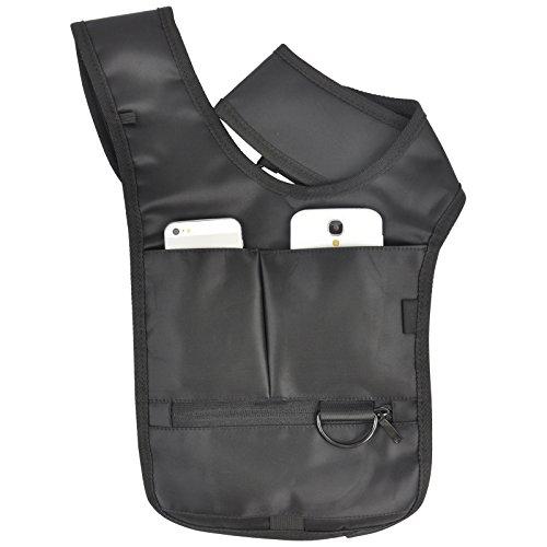 Theft Wallet Accessotech Security Underarm Anti Hidden Bag Holster Cross Shoulder Strap On qUwUPApr5