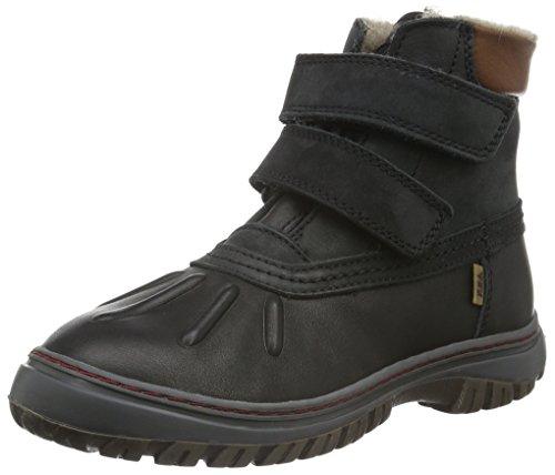 Bisgaard Tex Boot, Botas Unisex Niños Negro (202 Black)