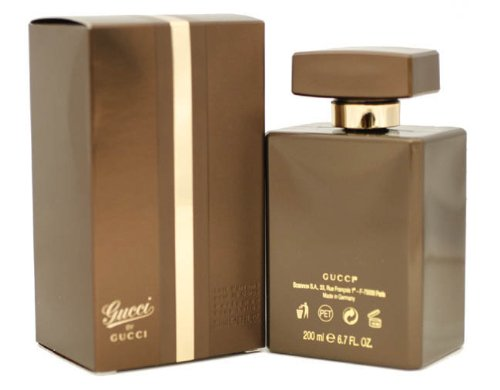 Perfumed Body Lotion Signature (Gucci By Gucci by Gucci for Women. Body Lotion 6.8-Ounces)
