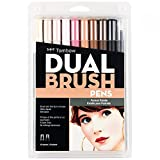 Tombow 56170 Dual Brush Pen Art