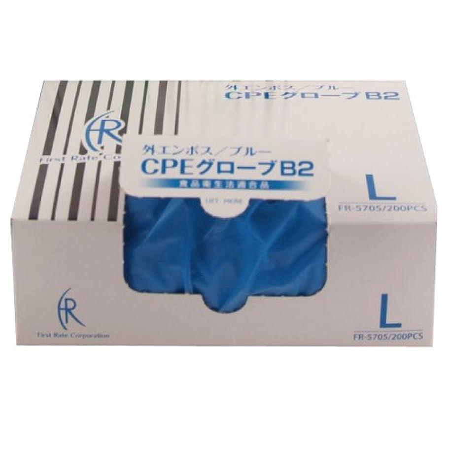 満たすアプローチ返還ファーストレイト CPEグローブ2(ブルー) FR-5705(L)200マイイリ