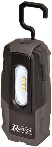 Ribitech antichoc /à 2 m Ribitech Torche LED 2 W PRTORZ2//B