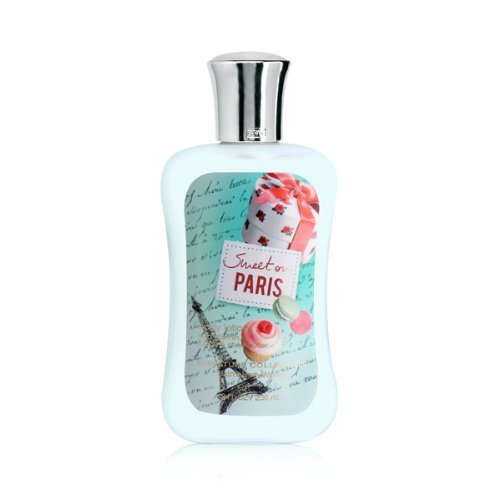 Bath and Body Works Sweet on Paris Body Lotion Full Size 8 O