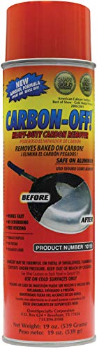 Carbon-off 10619 19 ounces Heavy Duty Carbon Remover - Aerosol