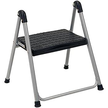 Marvelous Amazon Com Step Stool And Working Platform 350 Lbs Ibusinesslaw Wood Chair Design Ideas Ibusinesslaworg