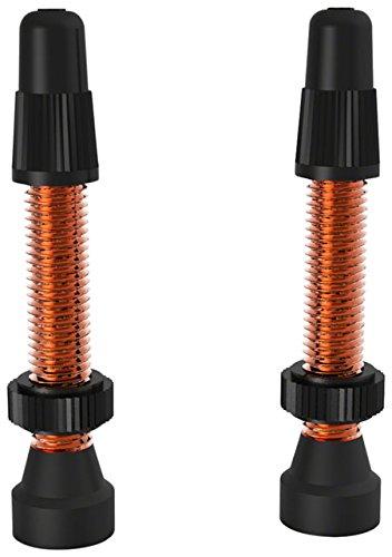 WTB Tcs Al Orange Presta Valve 46mm 2Pcs
