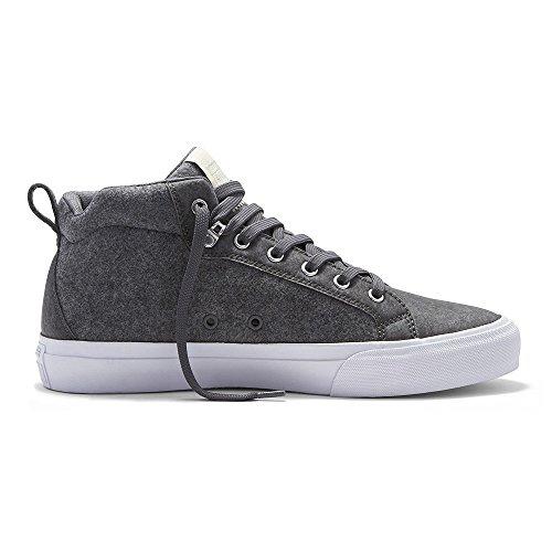 Converse Chuck Taylor Herren Sneaker Fulton Mid Thunder/ White/ Casino (grau)