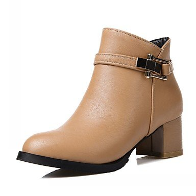 CN42 Spring EU41 Boots Comfort Platform Evening Patent amp;Amp; amp;Amp; Office Fall 5 Leatherette Casual UK7 US9 RTRY Dress 5 Career Party 8 Winter Wedding Novelty Women'S 10 Leather EqwxC5gp