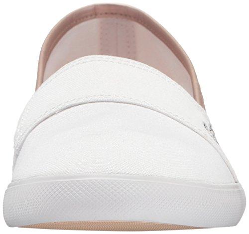 Lacoste Women's Marice 217 2, White, 6 M US