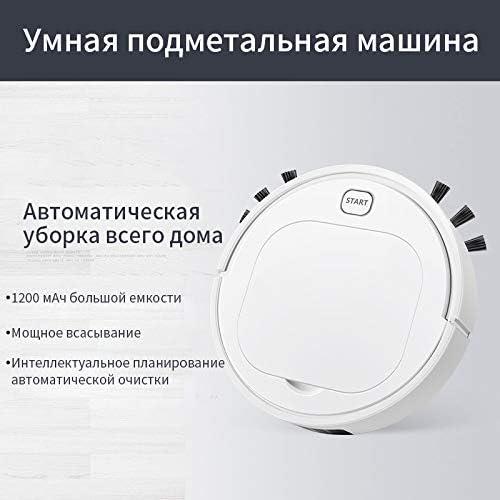 anruo USB De Charge Intelligent Paresseux Robot sans Fil Aspirateur Balayage Aspirateur Robots Robots Tapis Ménage Machine De Nettoyage