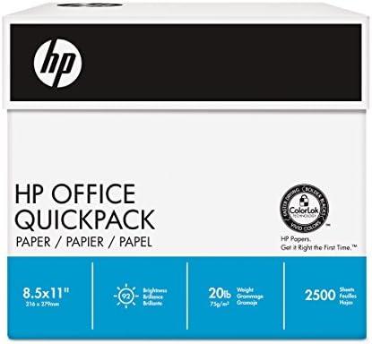 HP CHP113 - Caja con 2500 folios (A4, 80 g/m²), color blanco ...