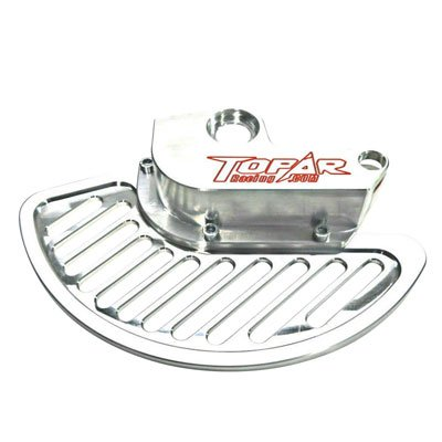 Topar Racing Front Aluminum Disc Guard for KTM 450 XC-F 2016-2018