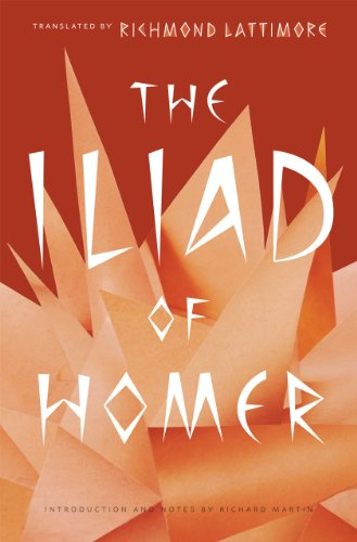 The Iliad of Homer by University of Chicago Press