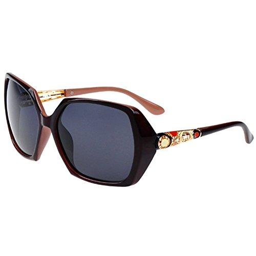 KaiSasi Ms Upscale Fashion Sunglasses UV - Pro Costa Bass Sunglasses