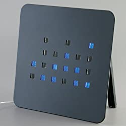 Anelace Powers of 2 XLD Blue LED Binary Clock (Extra Large Display)