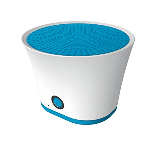 Polaroid Wireless Bluetooth Mini Speaker (Blue) by Polaroid