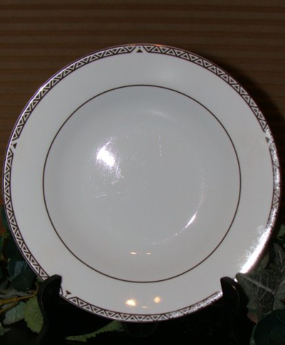 "Royal Doulton ""Platinum"" Soup or Cereal Bowl"