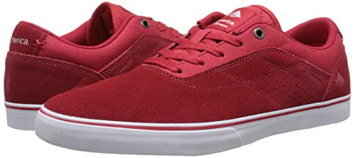 Emerica The Herman G6 Vulc - Red/White - 10.5 Rojo
