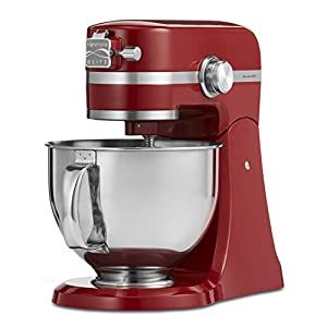 Kenmore Elite 89208 5 Quart Stand Mixer in Red