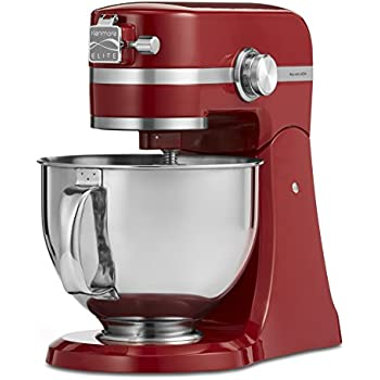 Amazon Com Kenmore Elite 89208 5 Quart Stand Mixer In Red