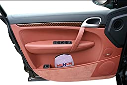 Car Windshield Sunshade - Large Sun shade UV Auto Protector - Drastically Reduces Dashboard Interior Temperatures - Fits Most Universal Vehicle Vans Minivan SUV and Truck