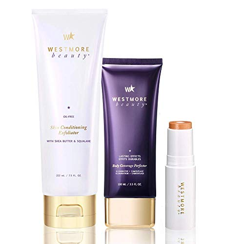3-Piece Body Coverage Perfector Starter Kit – Natural Radiance
