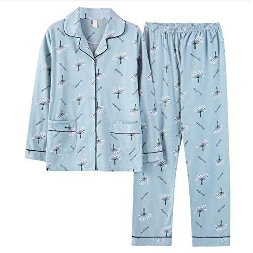In Donna Meaeo Da Manica Cotone Pajama Pigiama Color Sleepwear Homewear Sets Photo Donna Lunga Cardigan Primavera Donna ErE0TOfq