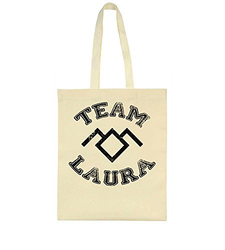Team Laura Style High School Bag Logo Tote PUPpqAn