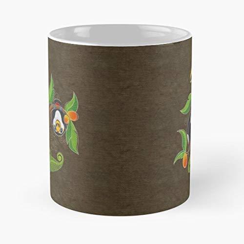 (Toco Toucan Bird - Ceramic Mugs)
