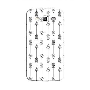 Cover It Up - Stick Arrows Galaxy J7Hard Case