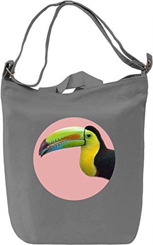 Exotic Bird Borsa Giornaliera Canvas Canvas Day Bag  100% Premium Cotton Canvas  DTG Printing 