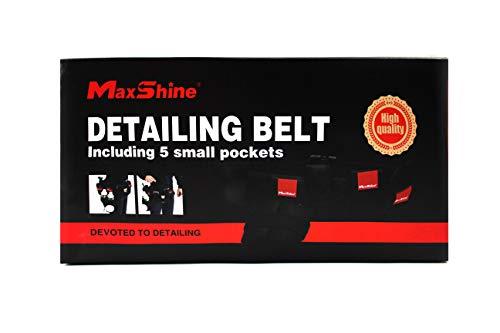 Maxshine Car Detailing Tool Belt Automotive Organizer Kit