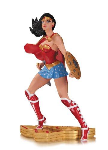 Art Jim Batman Lee (DC Comics Wonder Woman Art of War Statue by Jim Lee)