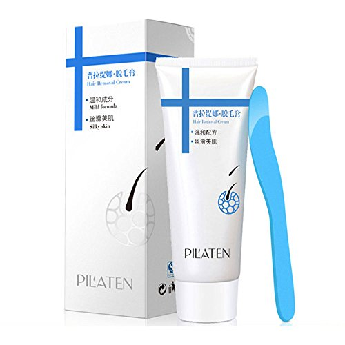 PILATEN Painless Depilatory Cream Legs Depilation Cream For Hair Removal Men And Women For Armpit Legs