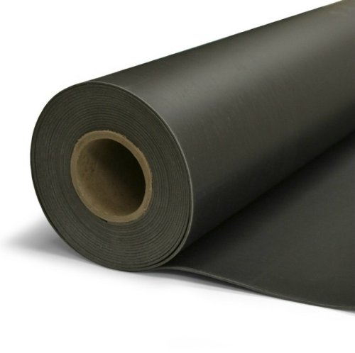 TMS Mass Loaded Vinyl 4' X 25' 100 Square Feet 1 Lb MLV Acoustic Barrier by Trademark Soundproofing