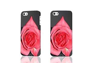 The Rose 3D Durable Hard Unique Case For iPhone 5C